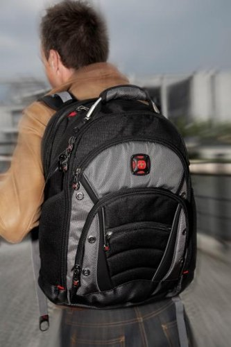 1fded3f1dd3 Swissgear Synergy Laptop Backpack 15.6